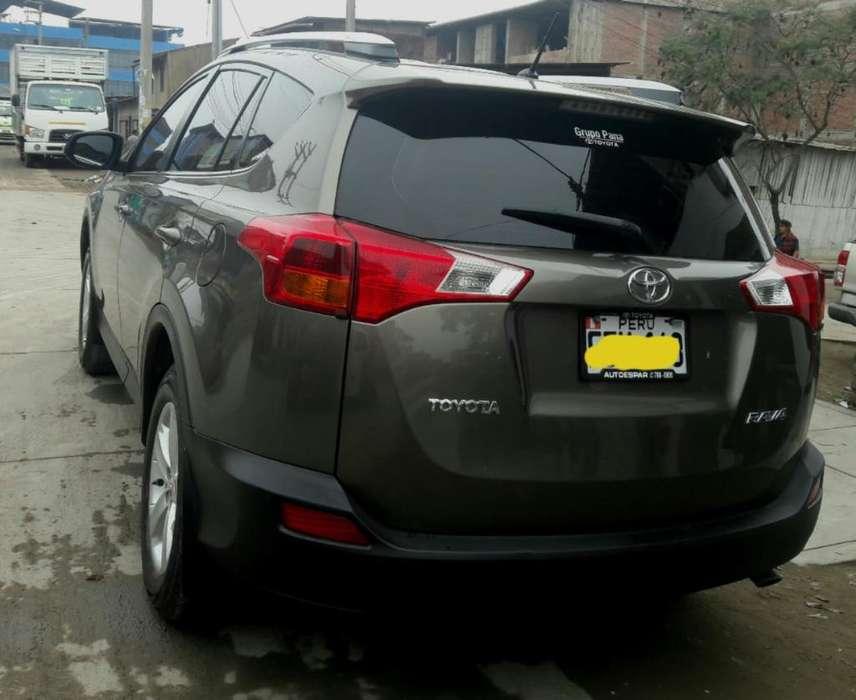 Toyota RAV4 2014 - 78000 km