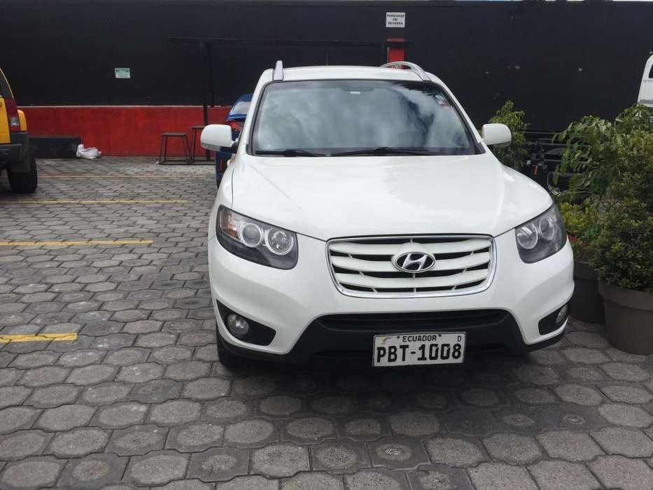 Hyundai Santa Fe 2011 - 122000 km