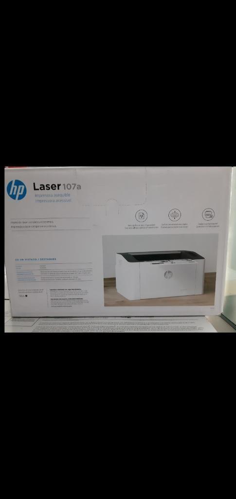 Impresora Laser Nueva Wifi