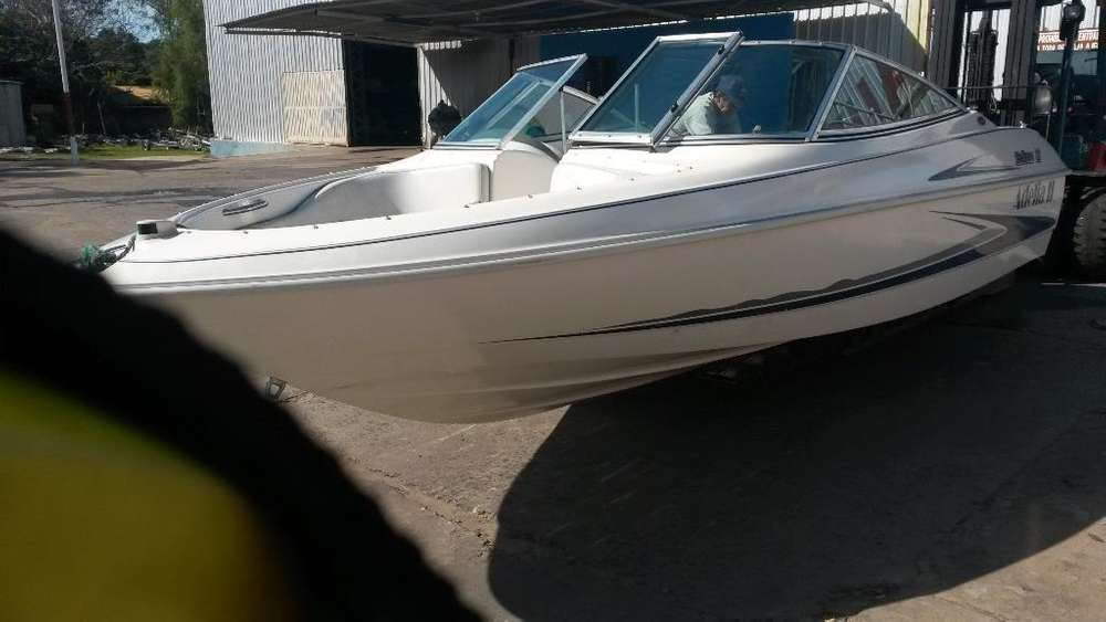 Eclipse 17 con Motor Mercury 135 Optimax