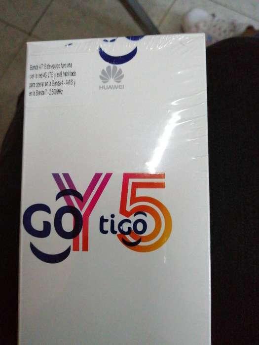 Hawei Y5 Nuevo Y con Factura