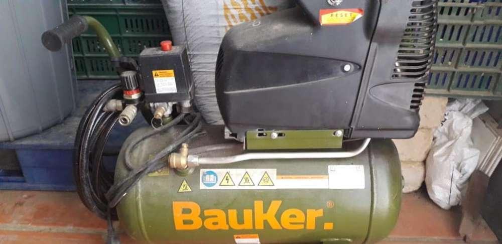Compresor Bauker H2