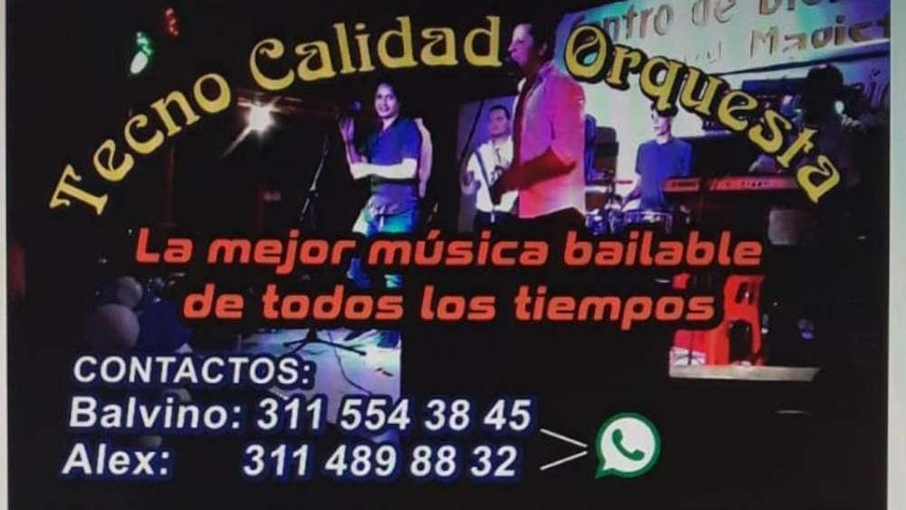 Tecno Conjunto Musical Orquesta
