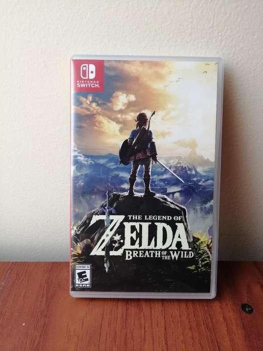 Juego Nintendo Switch Cambio