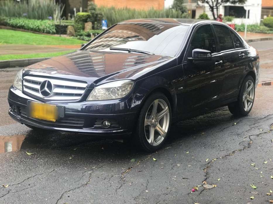 <strong>mercedes</strong>-Benz Clase C 2011 - 50000 km