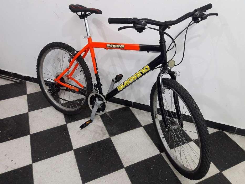 Bicicleta Mtb Tomaselli Shimano