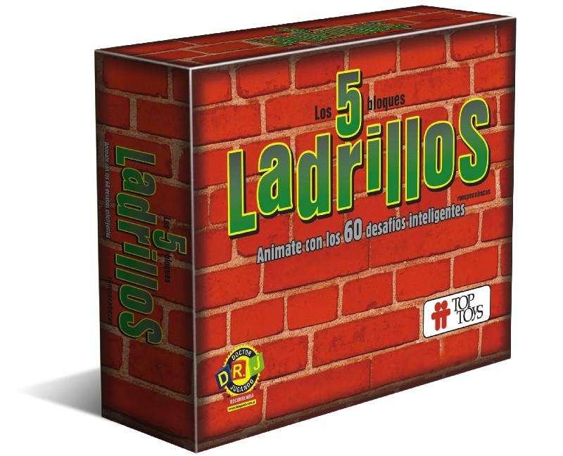 5 Ladrillos - Juego De Ingenio