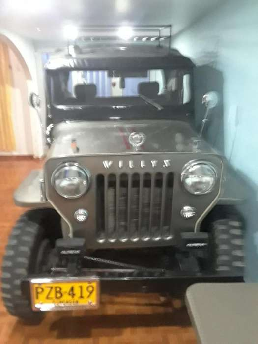 <strong>jeep</strong> Willys 1953 - 400000 km