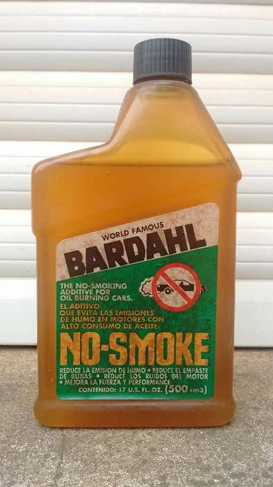 No Smoke Bardahl 500 Cm3