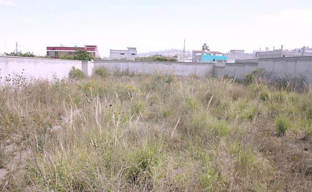 CALDERÓN, terreno en venta, 2097 m2