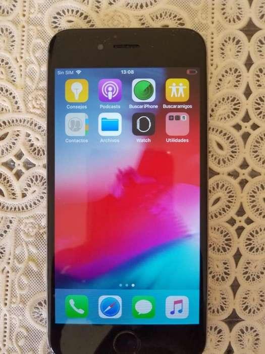 Vendo iPhone 6 de 64