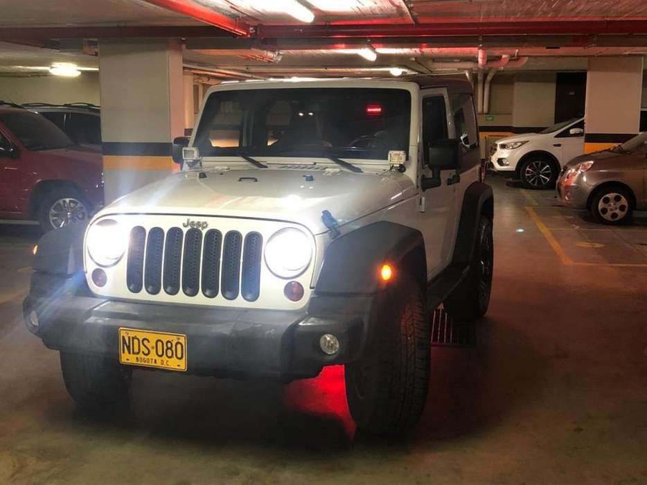 <strong>jeep</strong> Wrangler 2013 - 57200 km