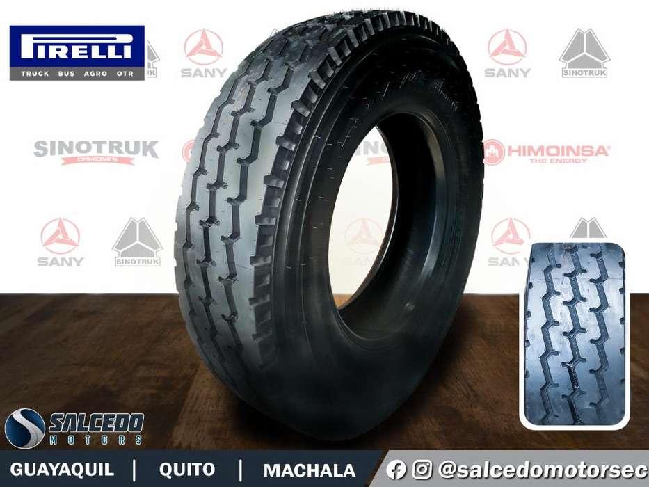 <strong>llantas</strong> Formula Pirelli Mixta 295/80R22.5