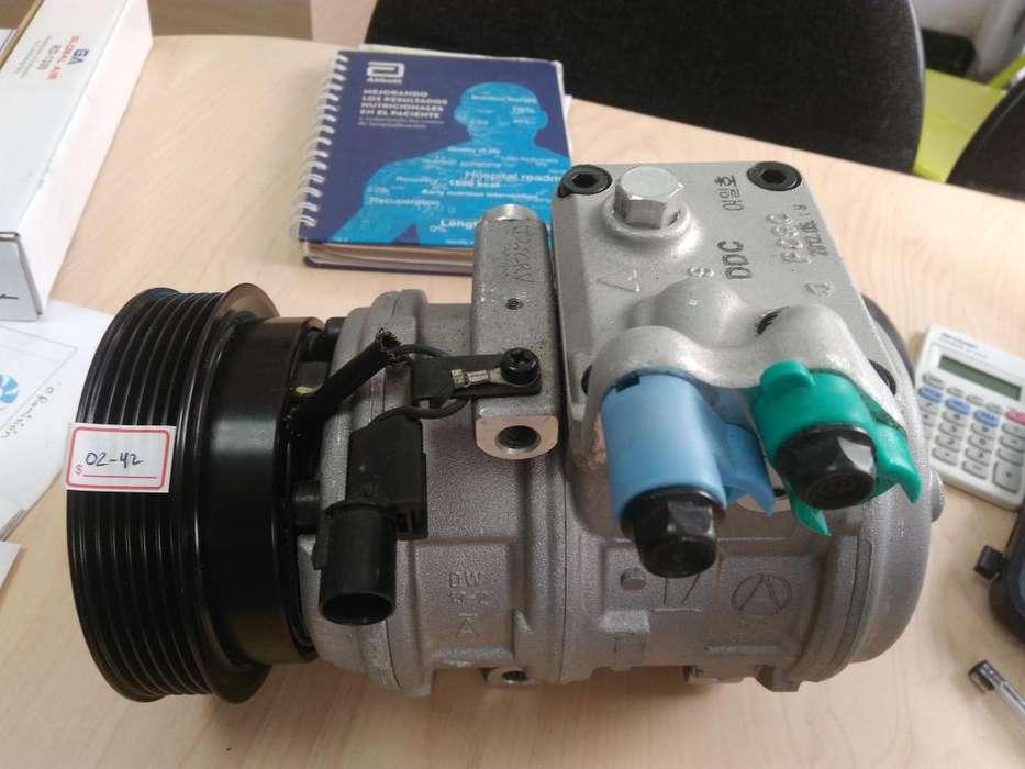 Compresor Aire Acondicionado todo tipo de Automotor