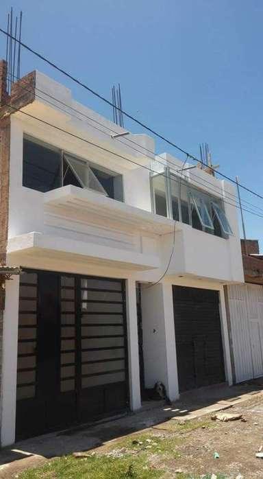 Vendo Casa Residencial Don Carlos Juliac