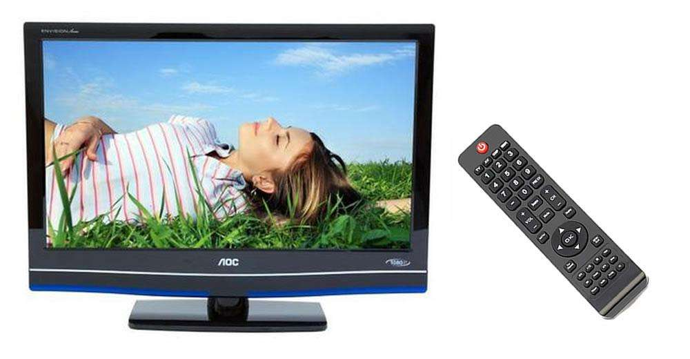 Televisor AOC LED 24'' Full HD