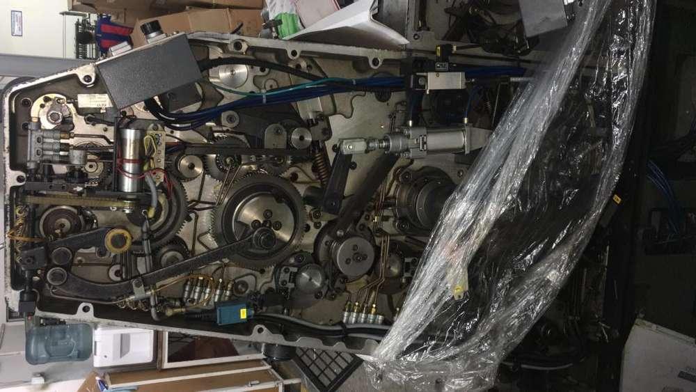 VENDO repuestos maquina litografica heildelbert GTO52 ,EXCELENTES PRECIOS