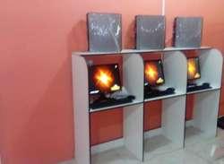 KITS 5 COMPUTADORAS RAPIDAS CORE 2 DUO GRATIS INSTALACIÓN EN 1048