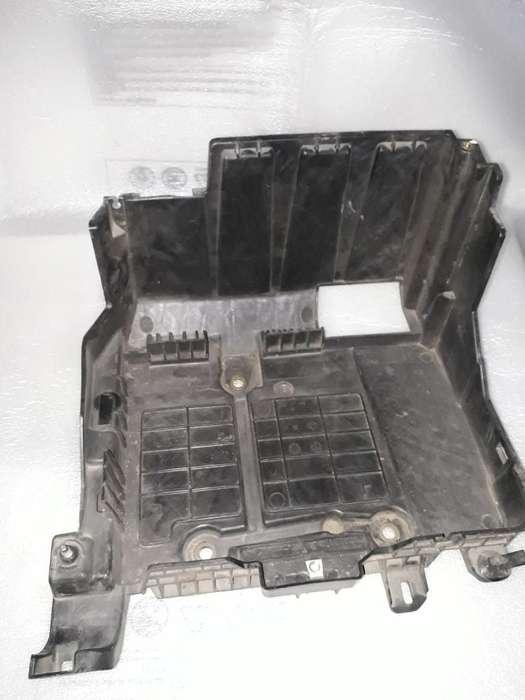 Caja de Bateria Renault Megane 2 Tarj