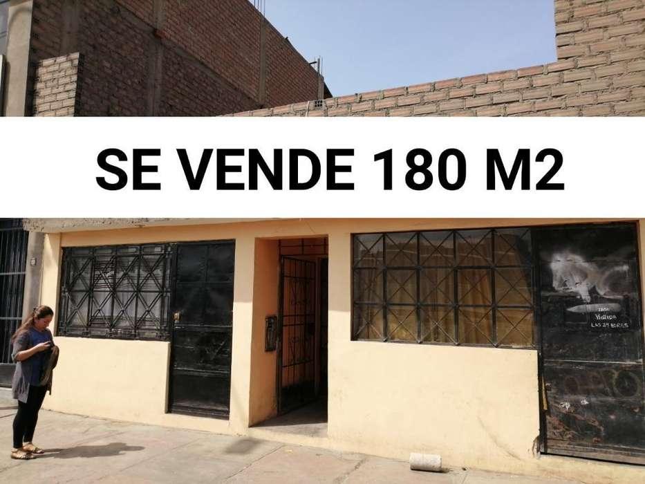 Casa El Agustino Como Terreno 180m2