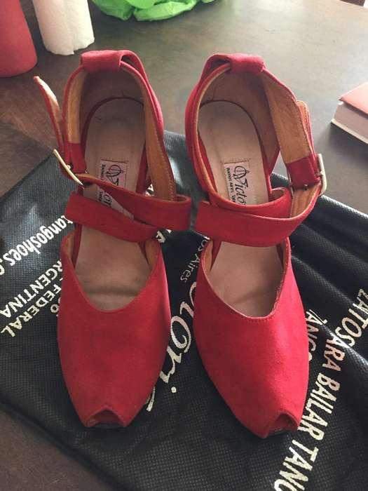 Zapatos de Tango Victorio