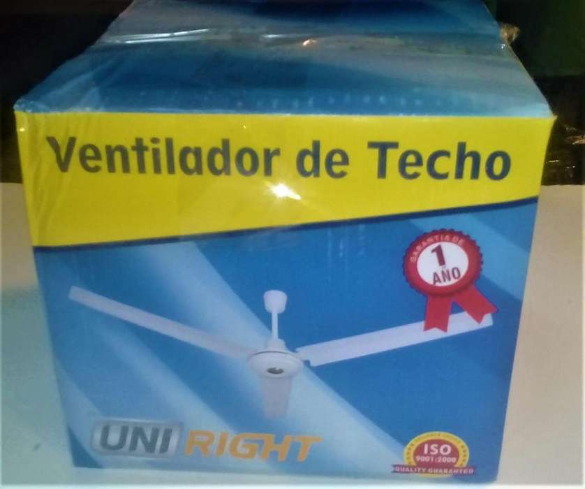 VENTILADOR DE TECHO UNI RIGHT 1599