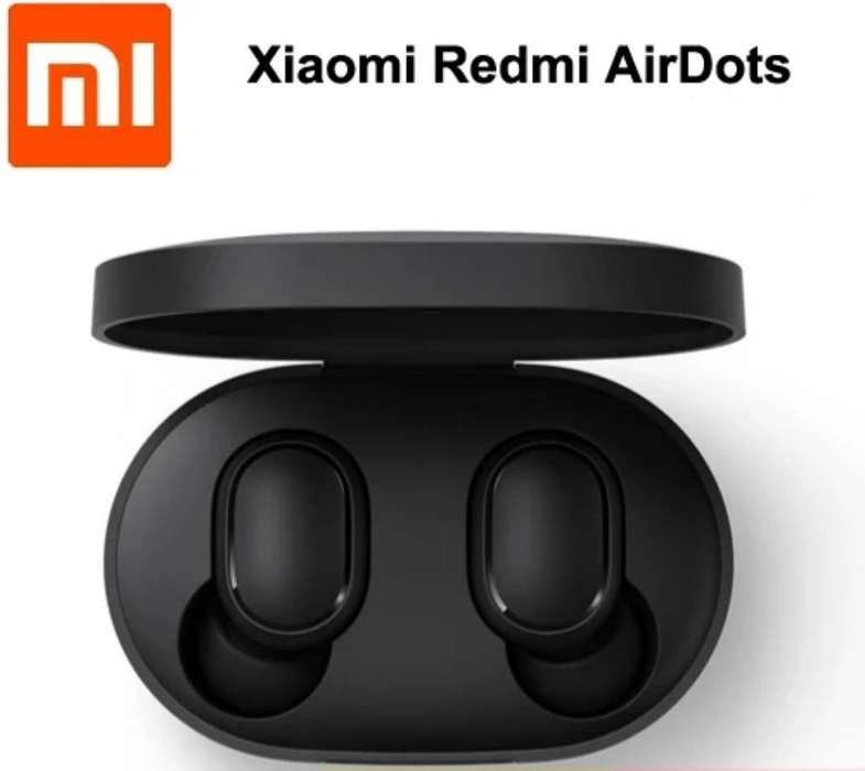 Audifonos Bluetooth Xiaomi Airdots Airpo