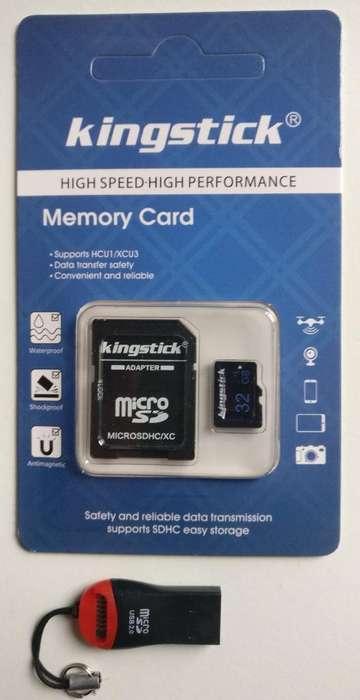 Memoria Sd 32 Gb Regalo
