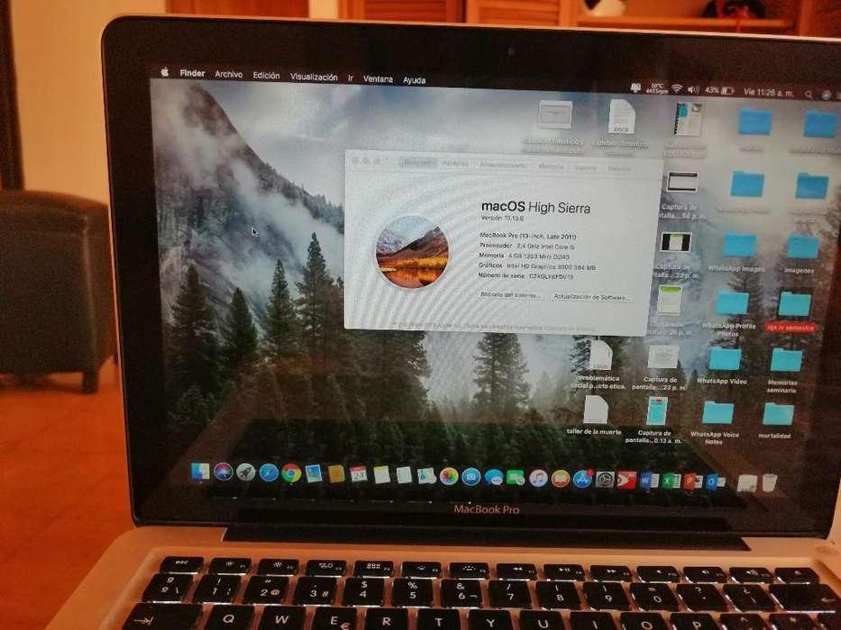 Macbook Pro 11 500 Gb