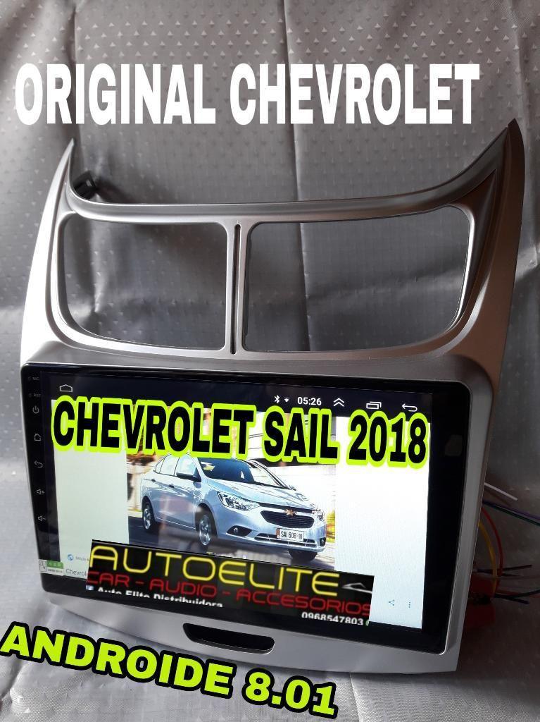 Chevrolet Sail 2018 2019 Radio Original