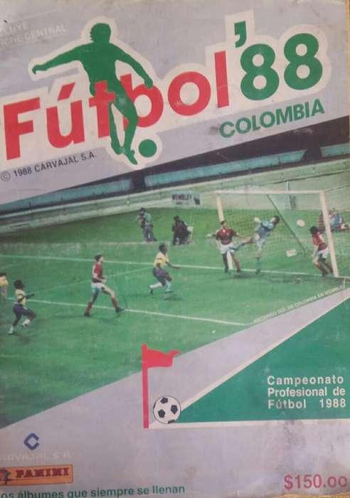 Antigua Revista de Futbol Profesional 88