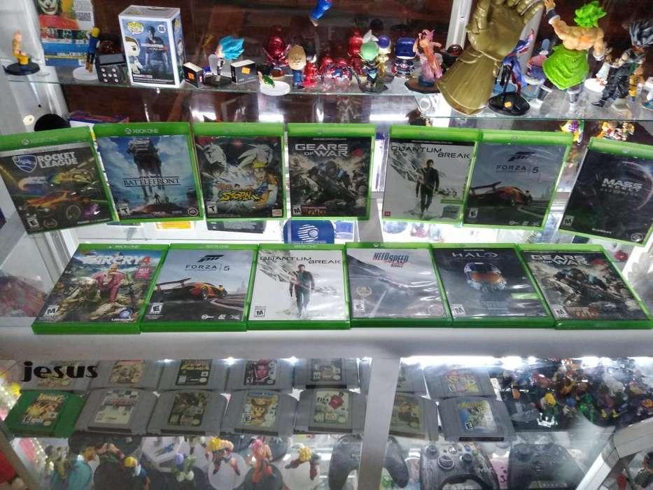Venta O Cambio de Juegos Xbox One