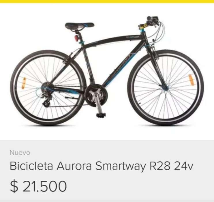 Bicicleta Aurora