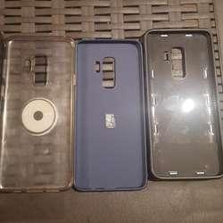 Samsung Galaxy S9 Plus con Microsd 64gb