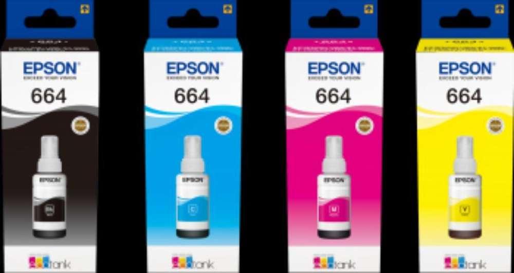 Tinta Original Epson 664 Ofertax Milagro