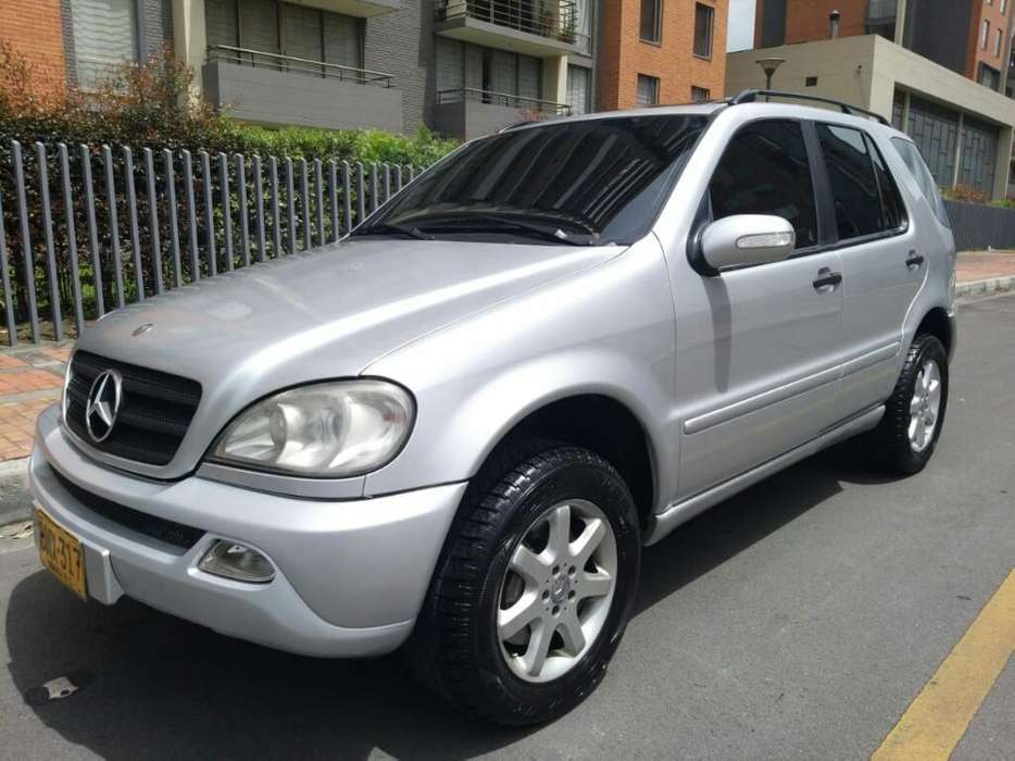 <strong>mercedes-benz</strong> Clase ML 2004 - 99000 km