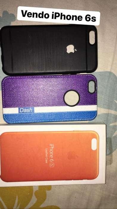 Case de iPhone 6S