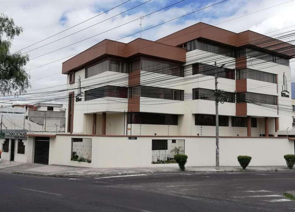Se renta Edificio 5 pisos, sector Embajada Americana