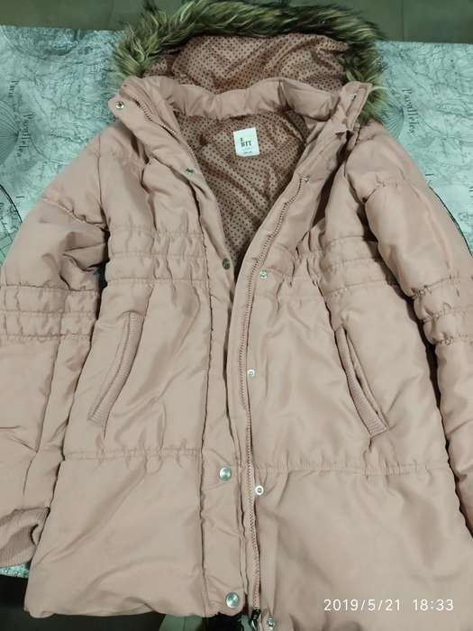 Campera Talle 16 O S Impecable