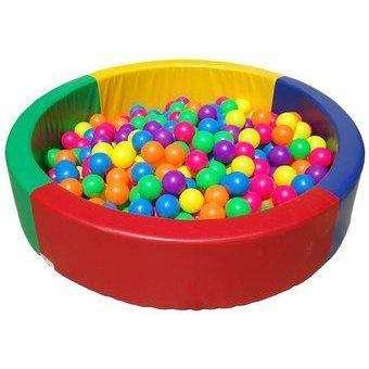 Piscina de pelotas GRANDE para estimulación temprana