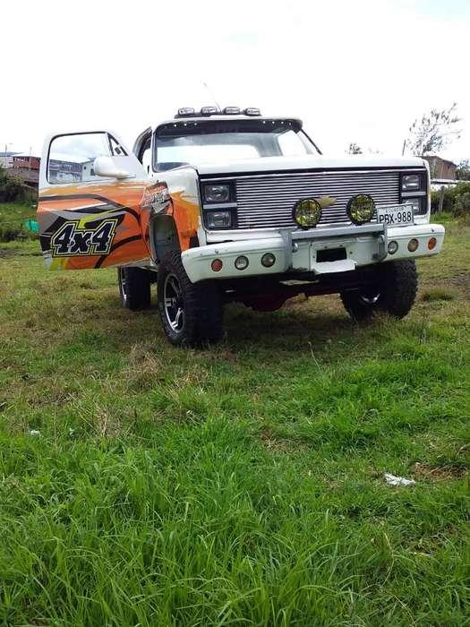 Chevrolet Blazer 1982 - 185000 km