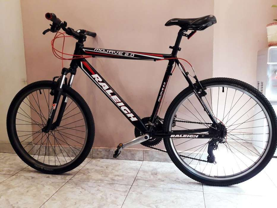 Bicicleta Mountain Bike Rodado 26 Raleig