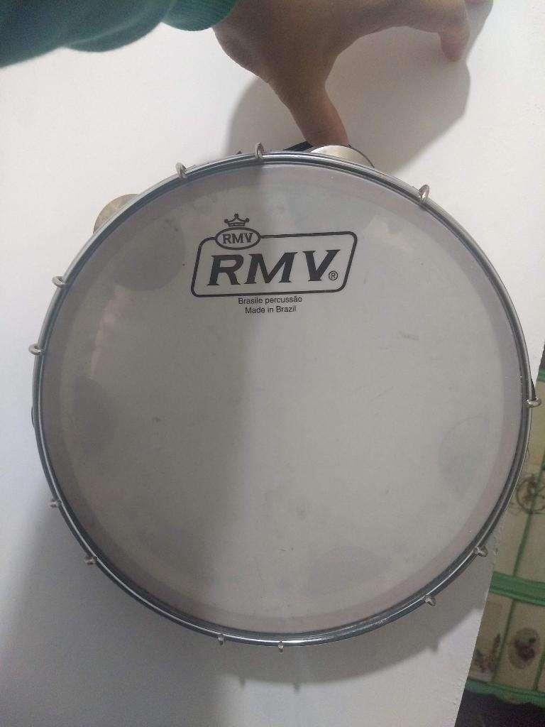 Pandeiro Rmv Made In Brazil