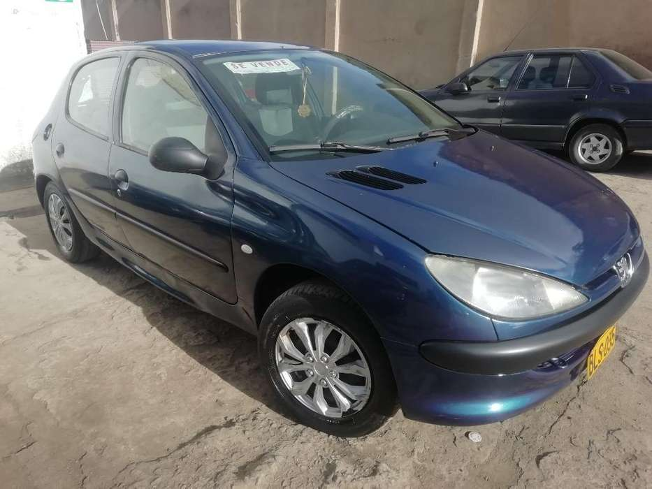 <strong>peugeot</strong> 206 2001 - 1234567 km