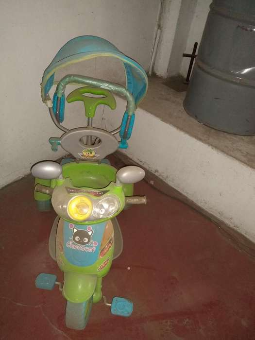 Vendo Triciclo para Niñ@