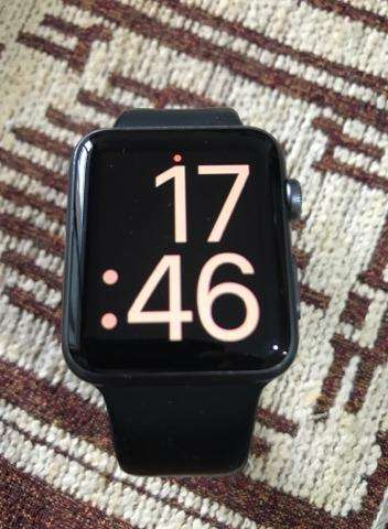 APPLE WATCH NEGRO, IMPECABLE!!