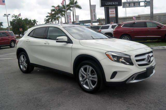 <strong>mercedes-benz</strong> GLA 2017 - 20000 km