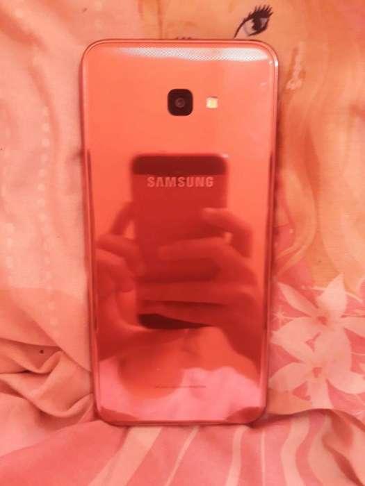 Vendo Samsung Galaxi J4 Plus (rosa)