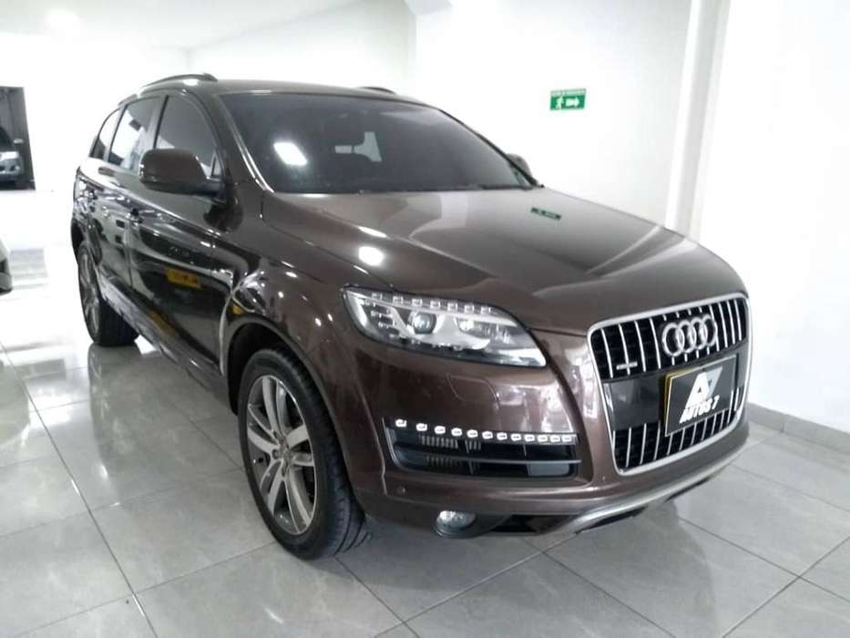 <strong>audi</strong> Q7 2015 - 54000 km