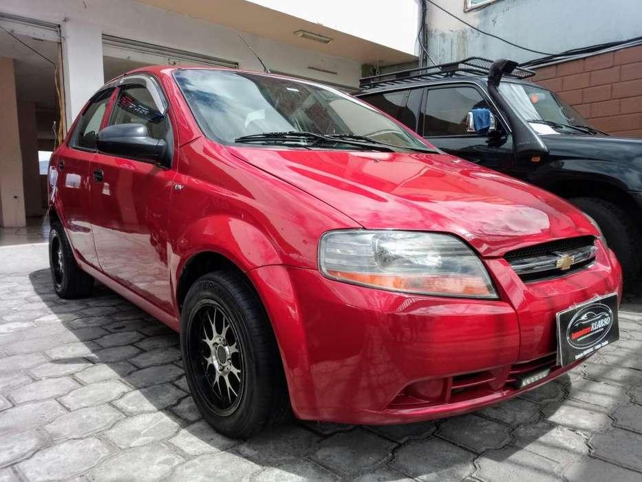 Chevrolet Aveo 2008 - 180000 km
